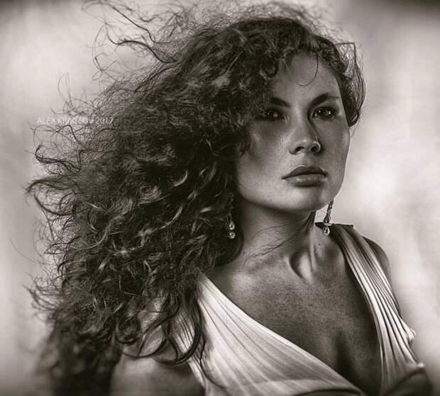 Женский образ в фотографии