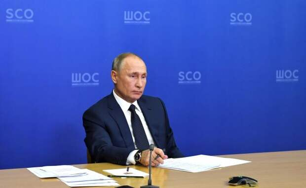 Путин— президенту Афганистана: Нам нужно бороться сCovid-19 вместе