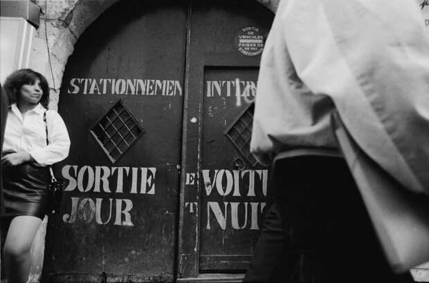 Труженицы секс-индустрии с улицы Сен-Дени. Фотограф Массимо Сормонта 43