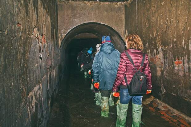 Увлечения для экстремалок: 5 увлекательных тайн подземелий Москвы
