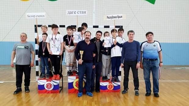 Симферопольские спортсмены – призёры соревнований по фехтованию