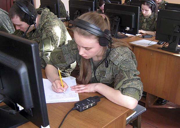 В учебном центре связи РВСН завершился финальный этап конкурса «Уверенный прием-2021»