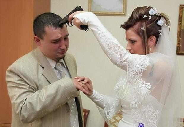 Какие только отмазки мужчины не придумывают, лишь бы не жениться