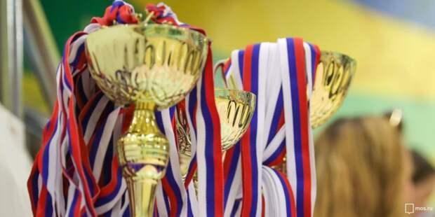 В Аэропорте живет  обладательница кубка России по современному пятиборью