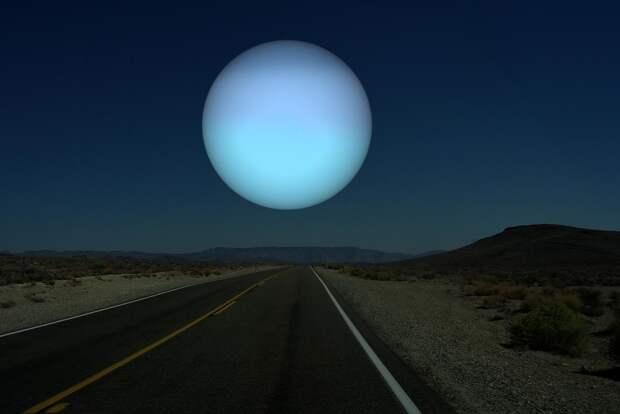 Планеты вместо Луны