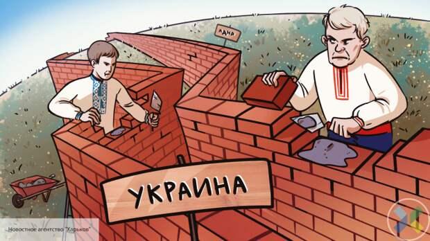 Украина отказалась от обязательств по Донбассу