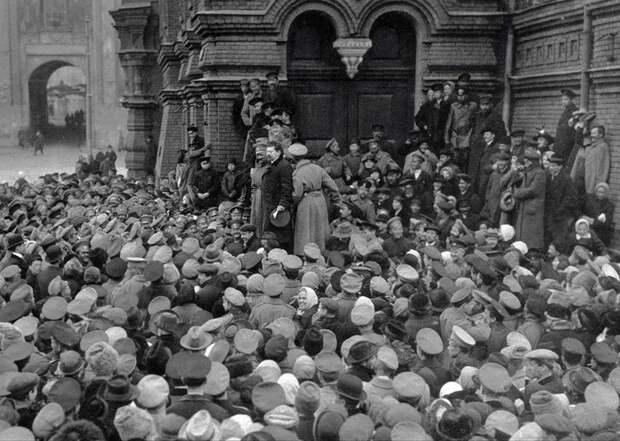 Красная площадь 1917/2017 время, история, люди, прошлое, революция, событие