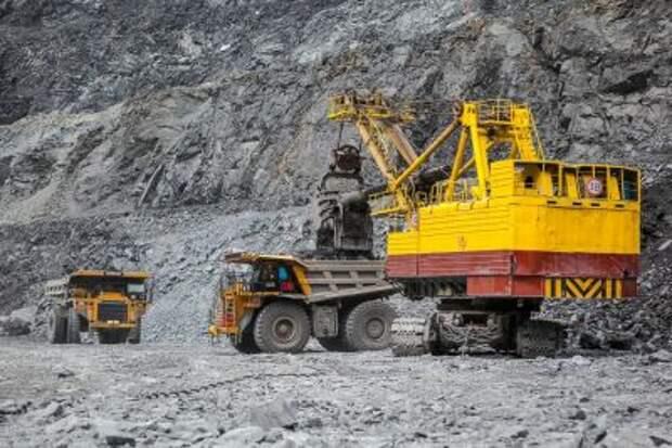 """""""Полюс"""" планирует в 2023 году увеличить добычу золота"""