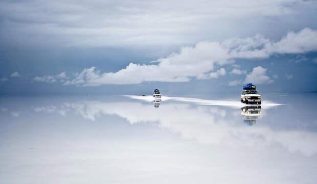 Пустыня Большого Соленого озера