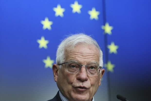 Брюссель обвинил Москву в«курсе наконфронтацию сЕвросоюзом»