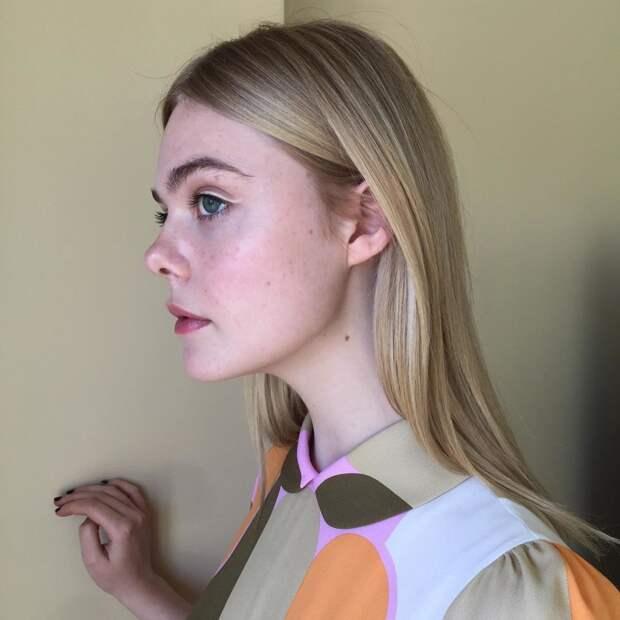 Молодая и талантливая Элли Фаннинг