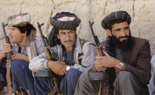 Фотохроника Афганской войны.