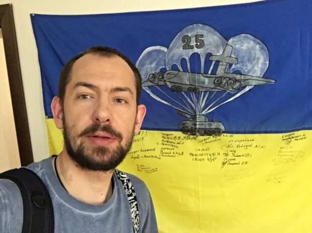 Невероятные «приключения» украинского журналиста в Москве: «Подошел парень и наговорил массу приятностей»