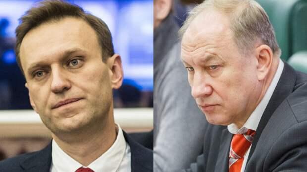 КПРФ предложила привлечь Навального за клевету