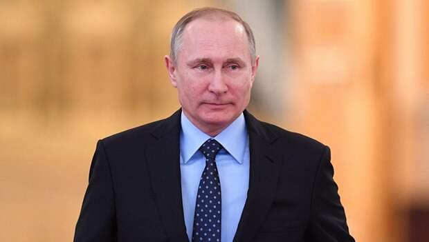 Путин возглавил рейтинг «индекса политической воли»