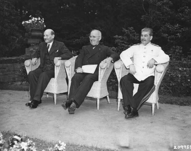 Как СССР с Западом поссорился