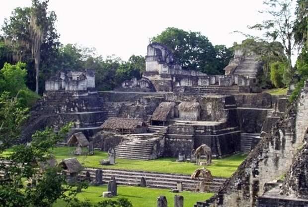 Майя были способны на телепортацию