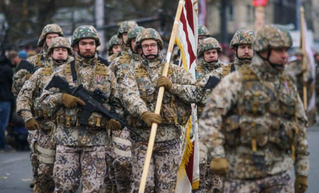 RAND: увеличение сил НАТО в Прибалтике даже в 7 раз ничего не даст