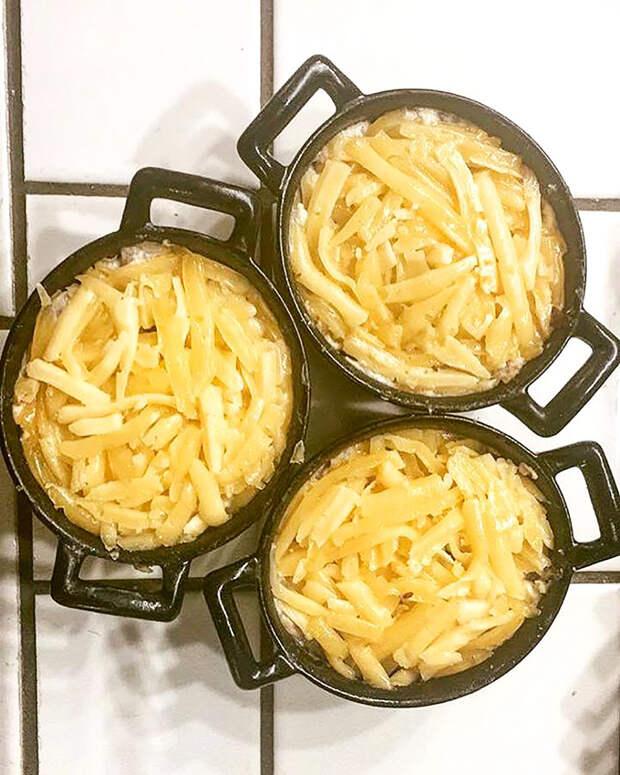 Рецепты от Маргариты Симоньян: Жульен