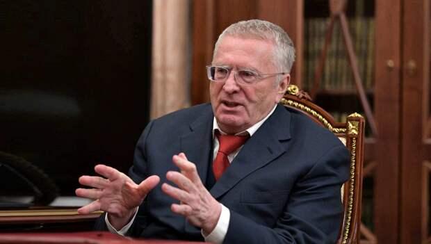 Скандальное интервью с Жириновским, которое Гордон побоялся публиковать на Украине