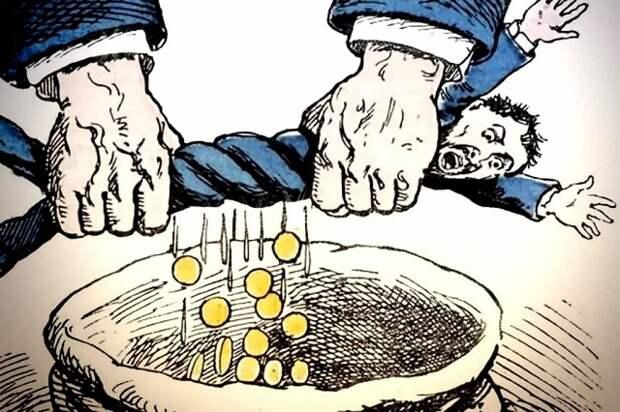 За что мы платим государству: прямые и косвенные налоги