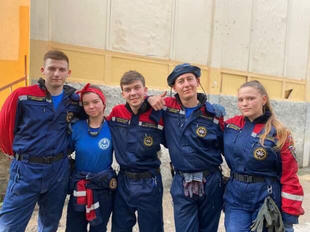 Студент из Лефортова стал спасателем во время наводнения в Крыму