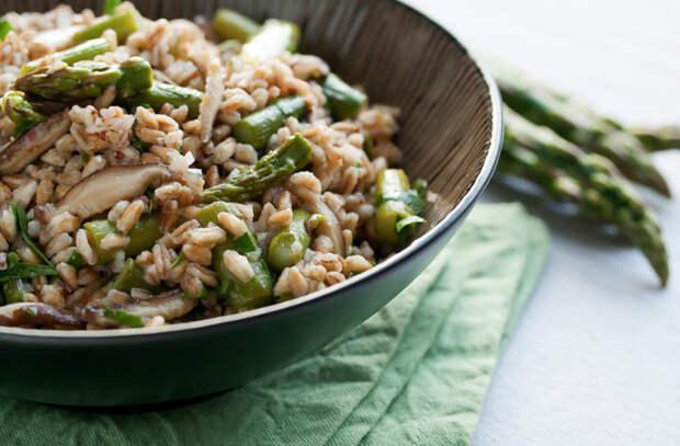 Быстрые сытные салаты для обеда и ужина