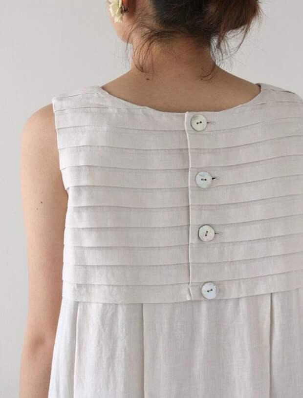 идеи что шить из хлопка одежда своими руками