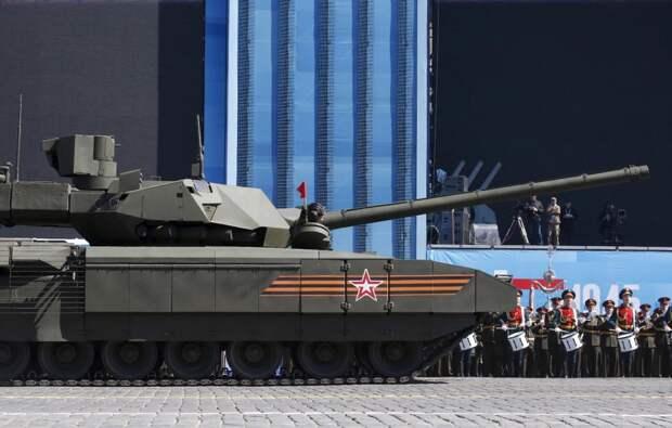NI: Запад испуганно смотрит на успехи ВПК России