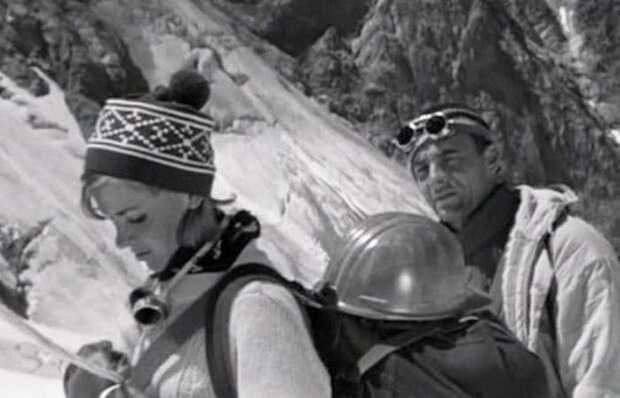 Кадр из фильма *Вертикаль*, 1966 | Фото: kino-teatr.ru
