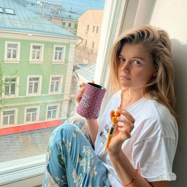 У Марии Иваковой диагностирована коронавирусная инфекция