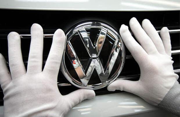 Volkswagen решил поставлять двигатели из России на свои заводы по всему миру