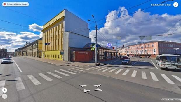 «Алексеевские ряды» в центре Нижнего Новгорода отремонтируют к середине лета