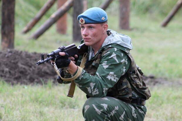 Sohu: один десантник РФ стоит минимум двух «зеленых беретов» США