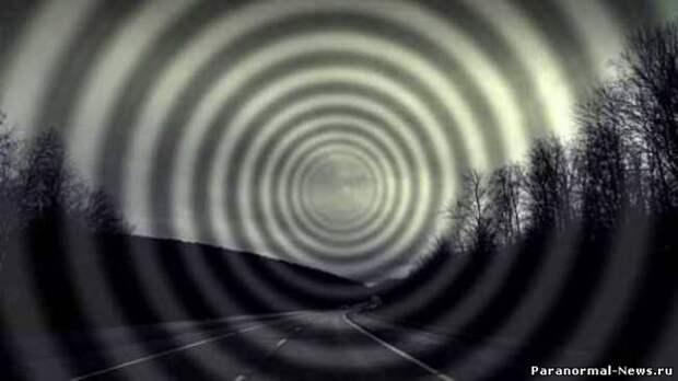 Мистическая дорога крадет воспоминания водителей