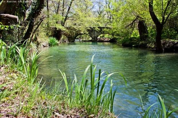 Правительство заманивает на реку кепками и рюкзаками