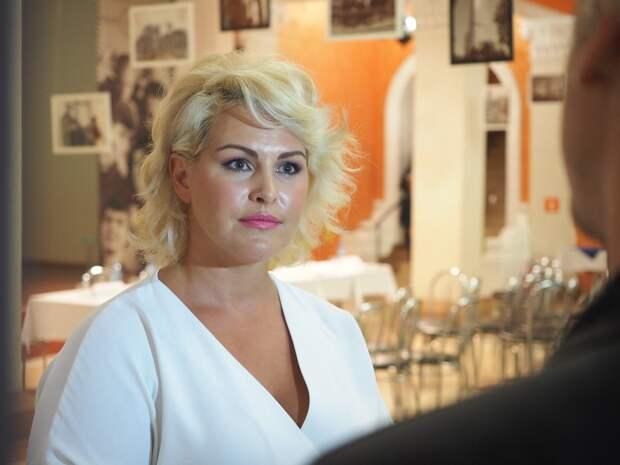 Актриса «Склифосовского» рассказала о своём романе с Антоном Макарским