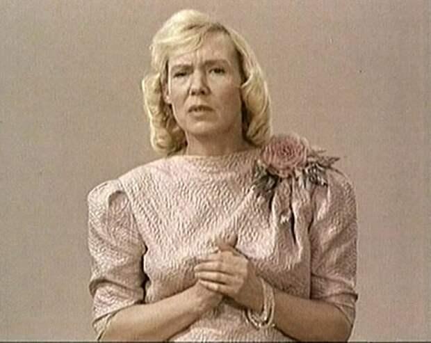 Любимые советские актрисы. Любовь Малиновская.