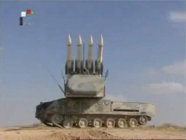 Сирийский Бук-М2Е