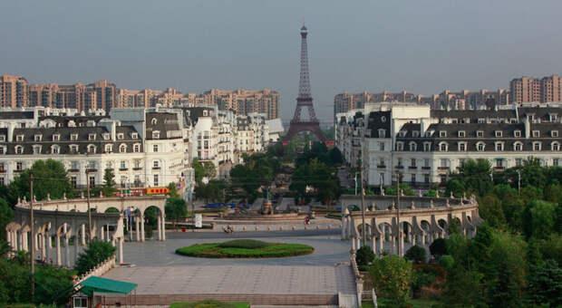 Чешский Крумлов и китайский Париж