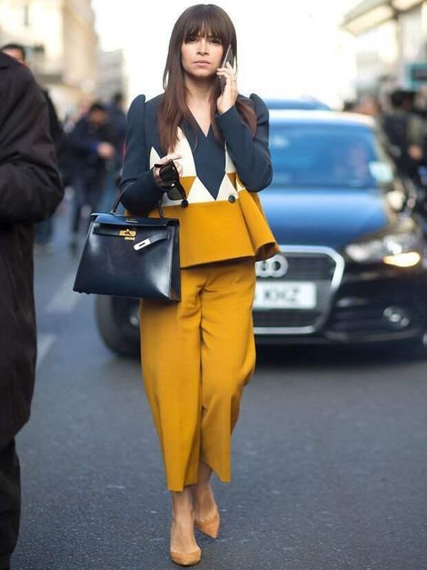 Определенные цвета в одежде, благодаря которым можно выглядеть намного моложе