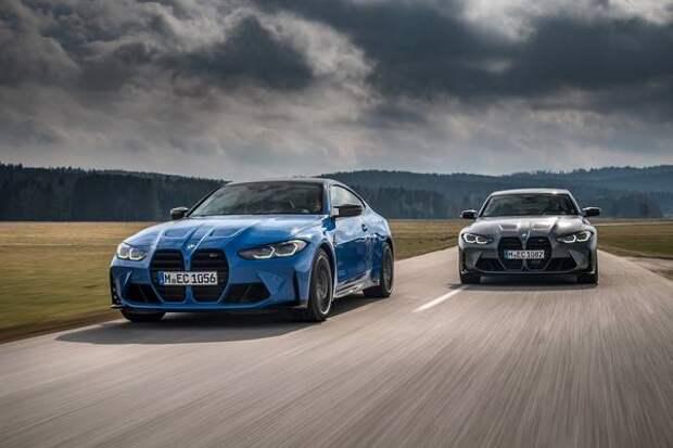 Полноприводные BMW M3 и M4 обрели ценники в России