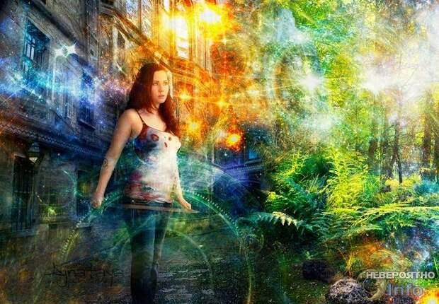 Нападения сущностей из параллельных миров