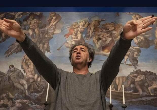 Паоло Соррентино протянет Netflix «Руку Бога»