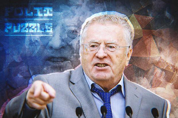 Жириновский озвучил сценарий возможного раздела Украины