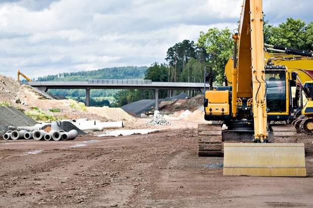 Ехать станет удобнее: на платной трассе М-1 «Беларусь» откроют новую развязку