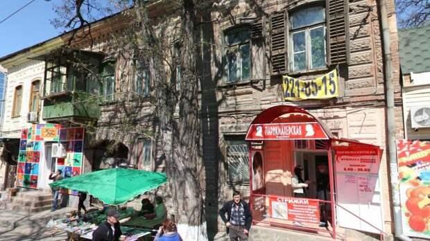 Нужен скандал: еще один старинный дом пойдет под снос в Ростове