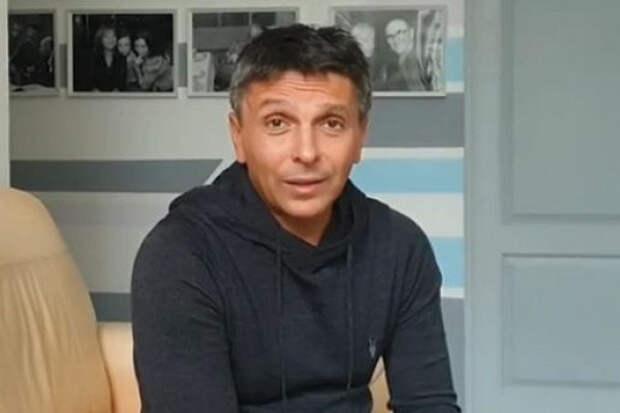 Актер Леонид Барац втретий разстал отцом