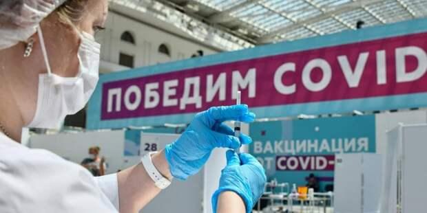 В Москве разыграли еще 5 автомобилей среди привившихся от COVID-19