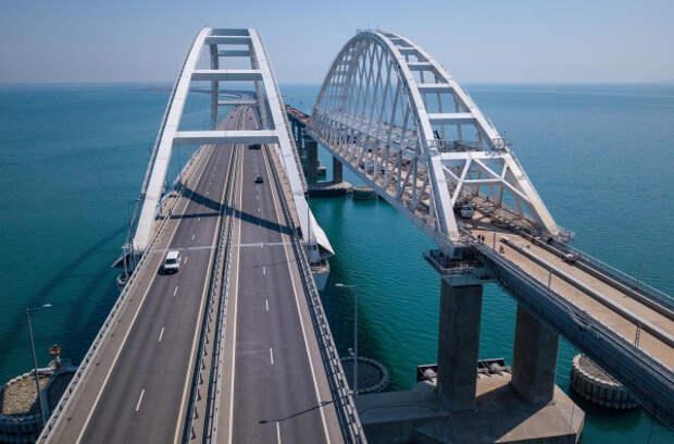 С момента открытия Крымского моста по нему проехало более 10 млн автомобилей